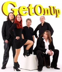 GetOnUp 1A Partyband Hannover