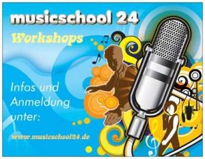 musicschool 24 workshops