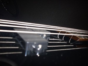 P-Bass mit Carving