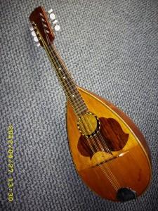 Zwanziger Jahre Tannhäuser Mandola 1920