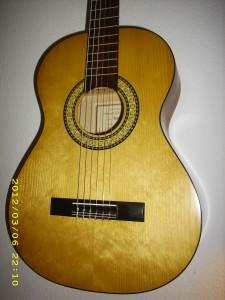 Gitarrenbau Herbert Schäffner DDR