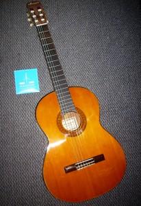 Reparatur Konzertgitarre