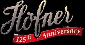 125 Jahre Höfner