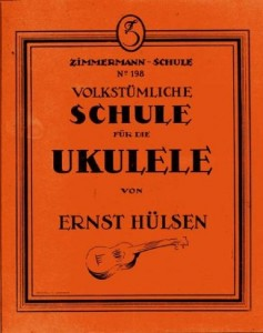 Volkstümliche Schule für die Ukulele