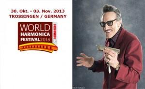 Hohner World Harmonica Festival 2013