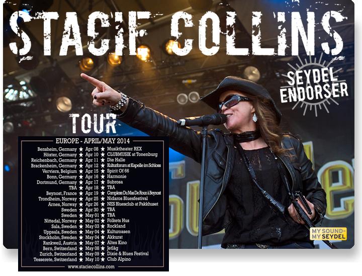 stacie collins tour 2014